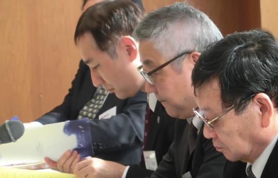 辟雍会全国代表者会議が開かれる