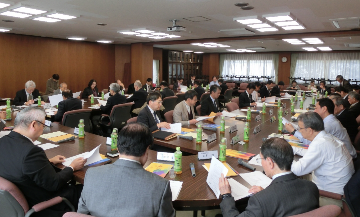 辟雍会全国代表者会議の開催