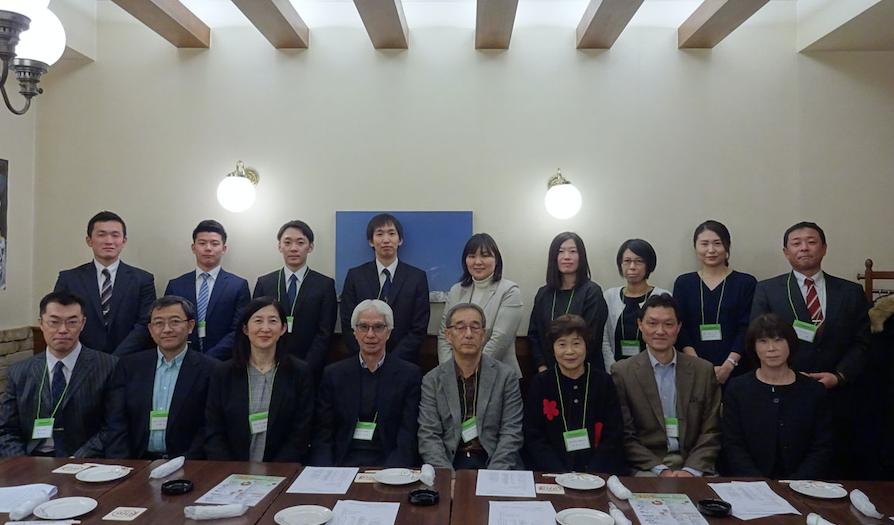 青森県支部より、懇親会のお便りが届いています。